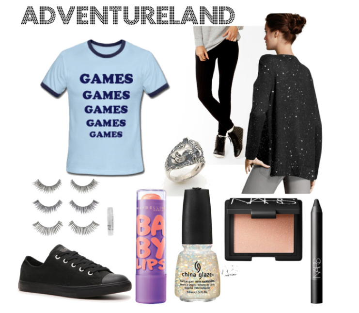 Adventureland Outfit