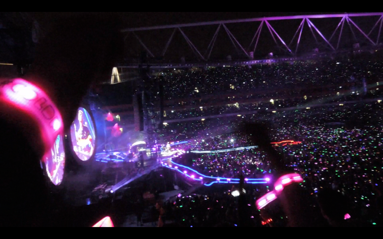 Coldplay Live 2012 0
