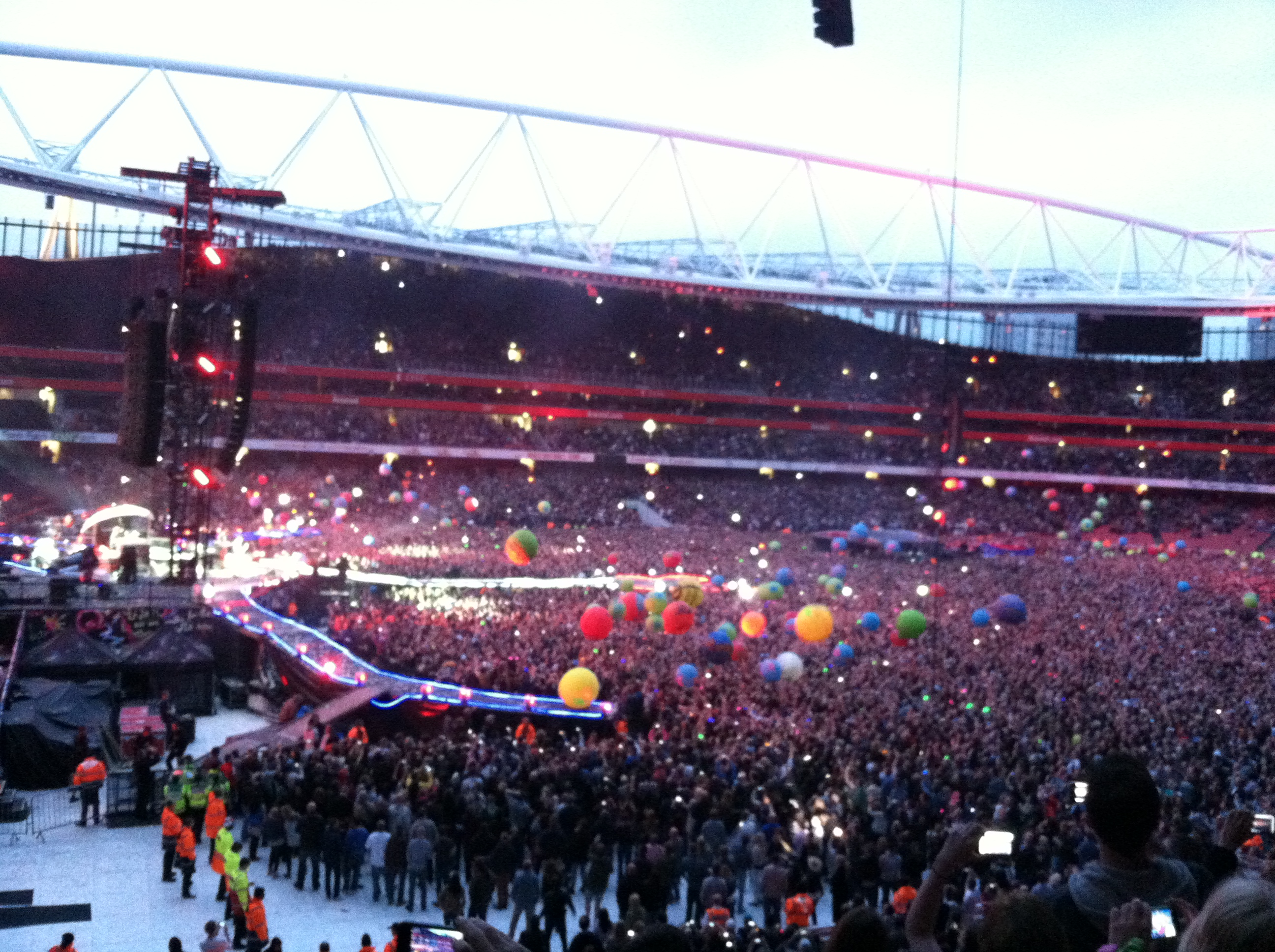 Coldplay Live 2012 4