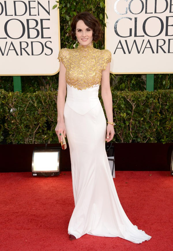 michelle-dockery-golden-globes-2013
