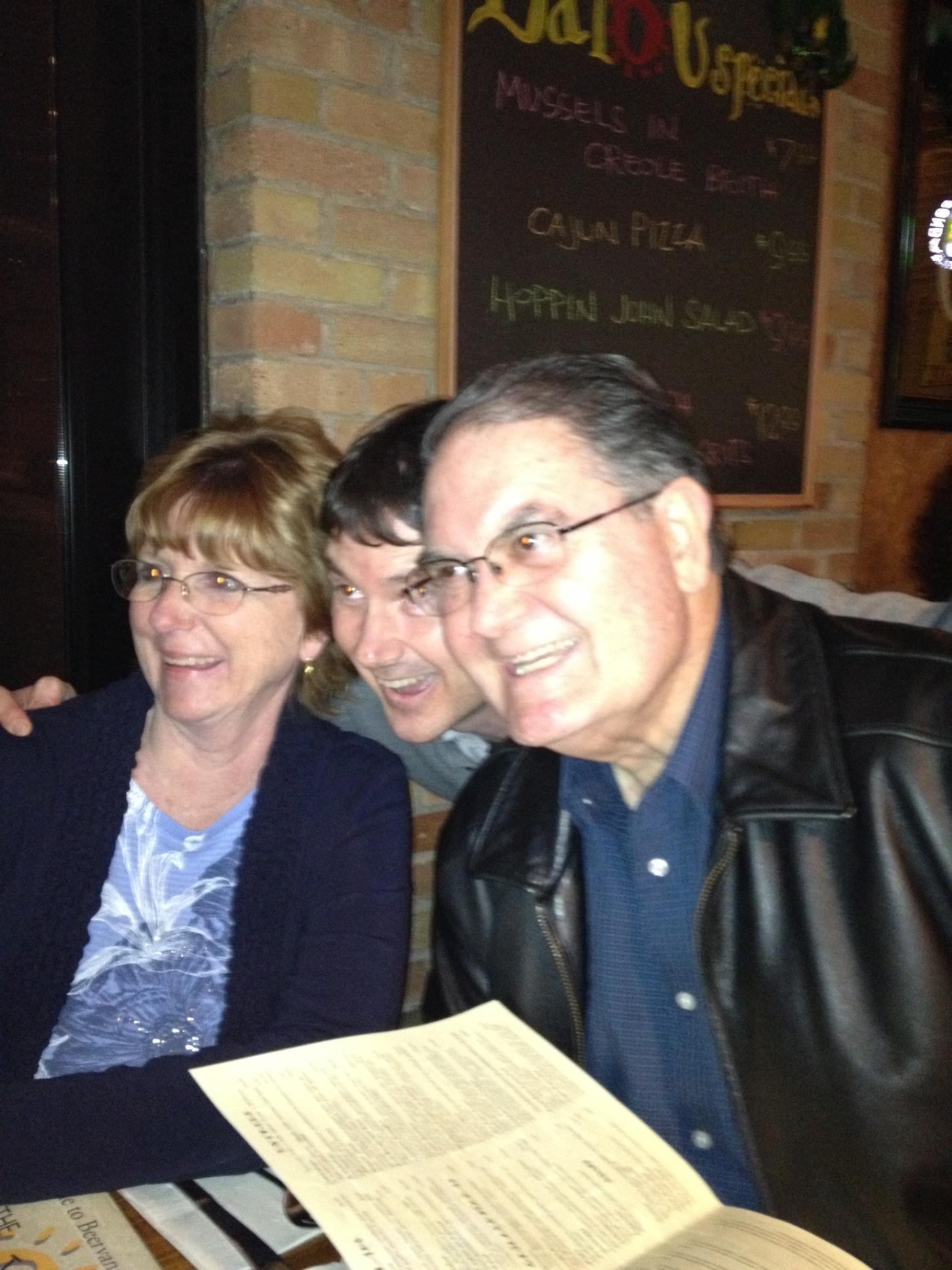 Dad's 70th Birthday Surprise Feb 8, 2013 59