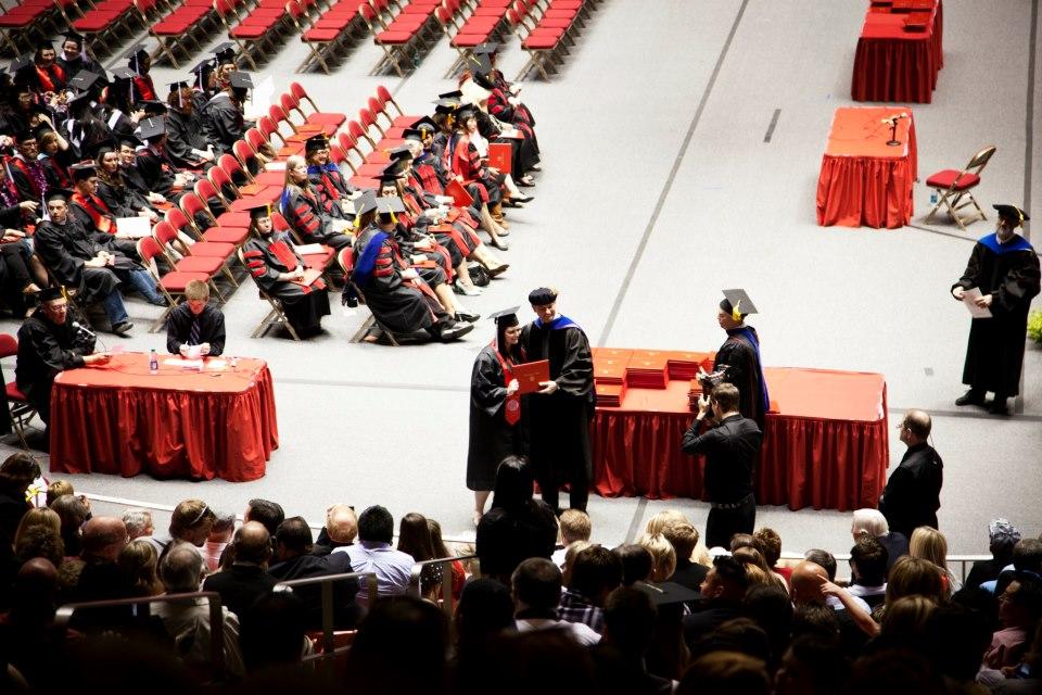 Graduation U of U 2013 1