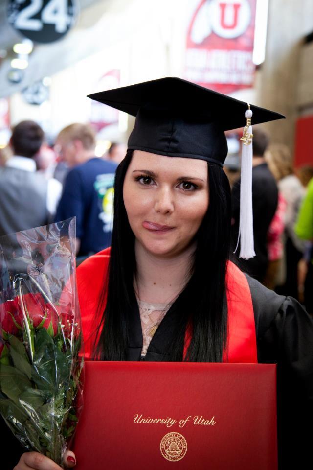 Graduation U of U 2013 5