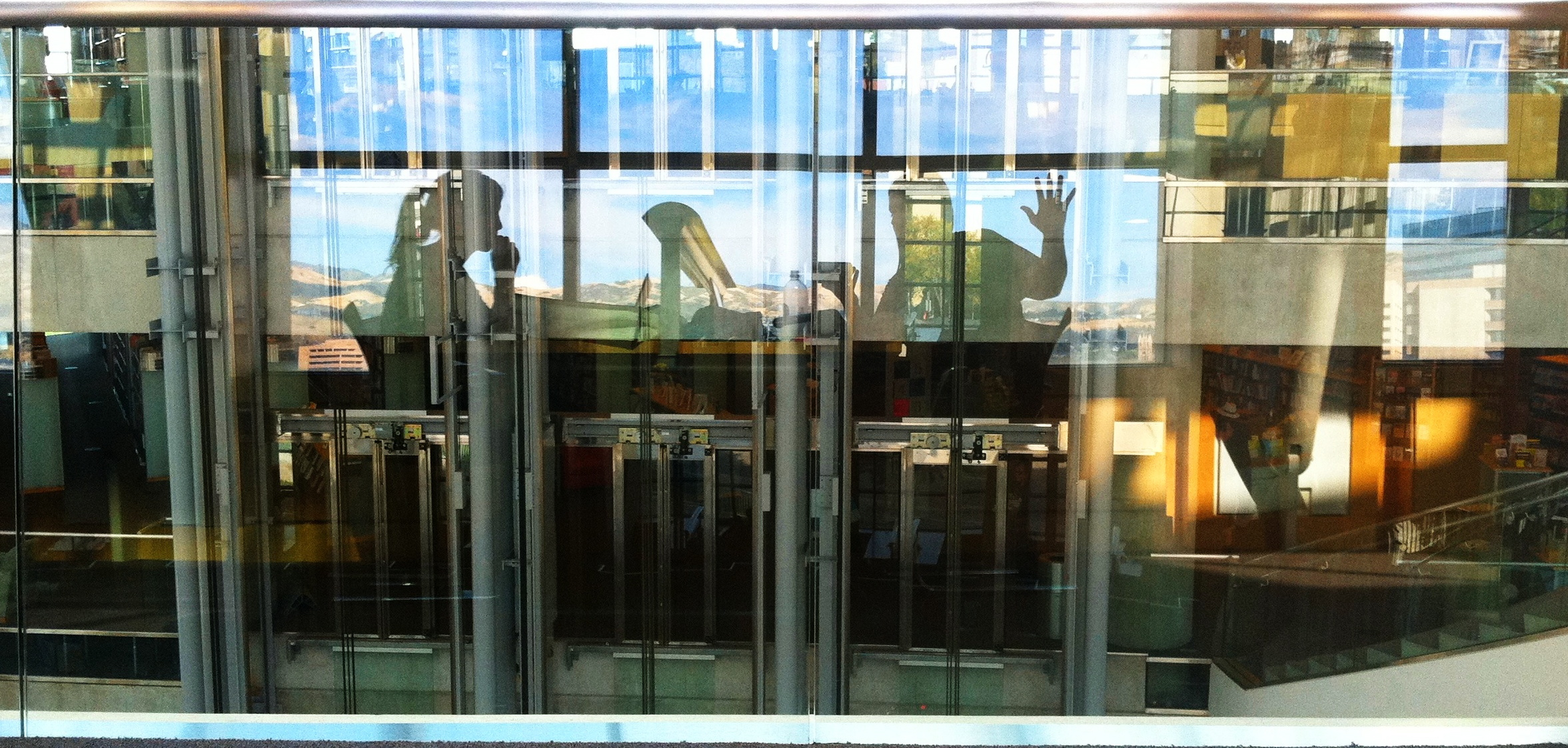 Salt Lake City Library Reflection