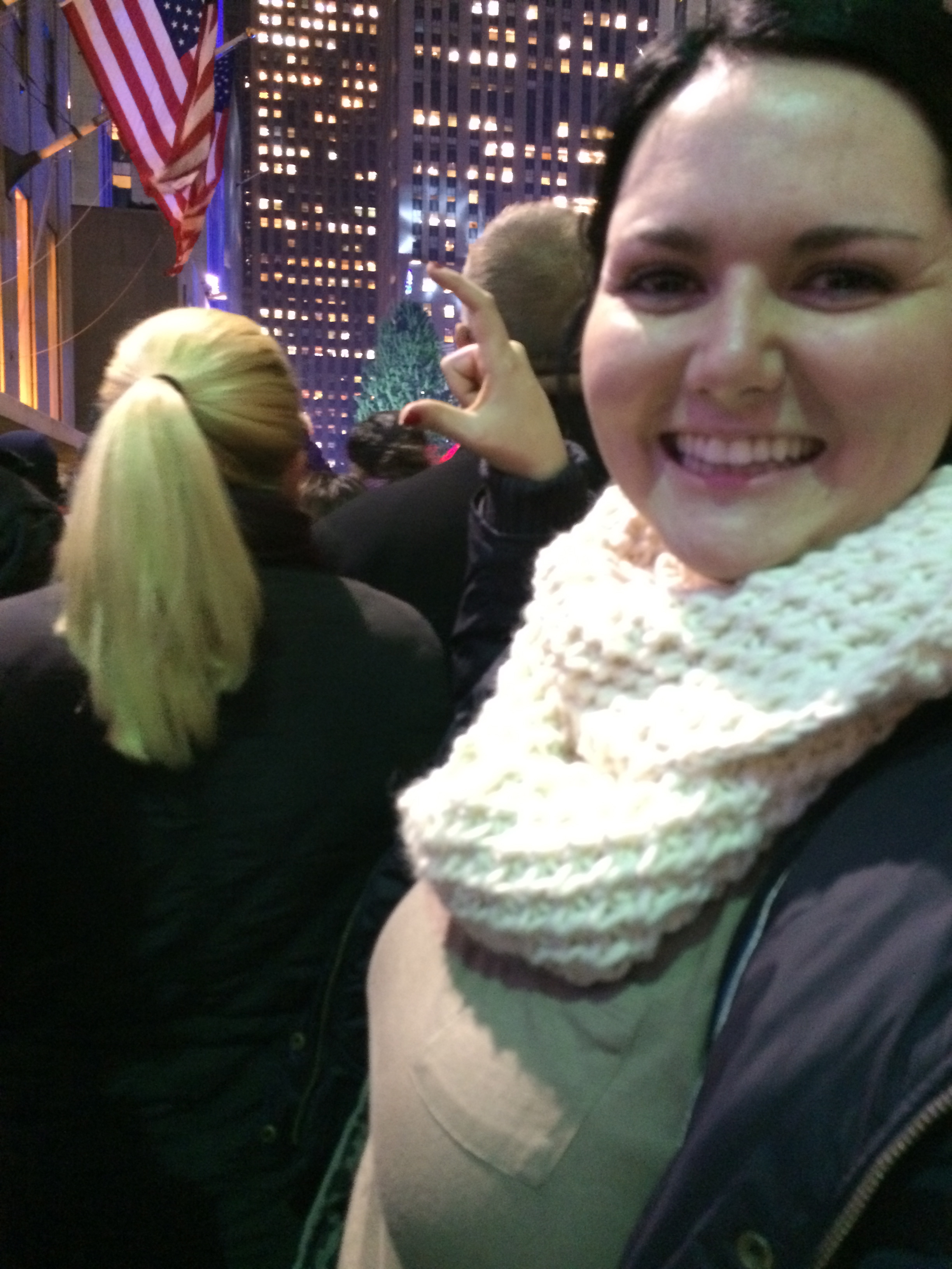 Rockefeller Tree Lighting December 4, 2013 701