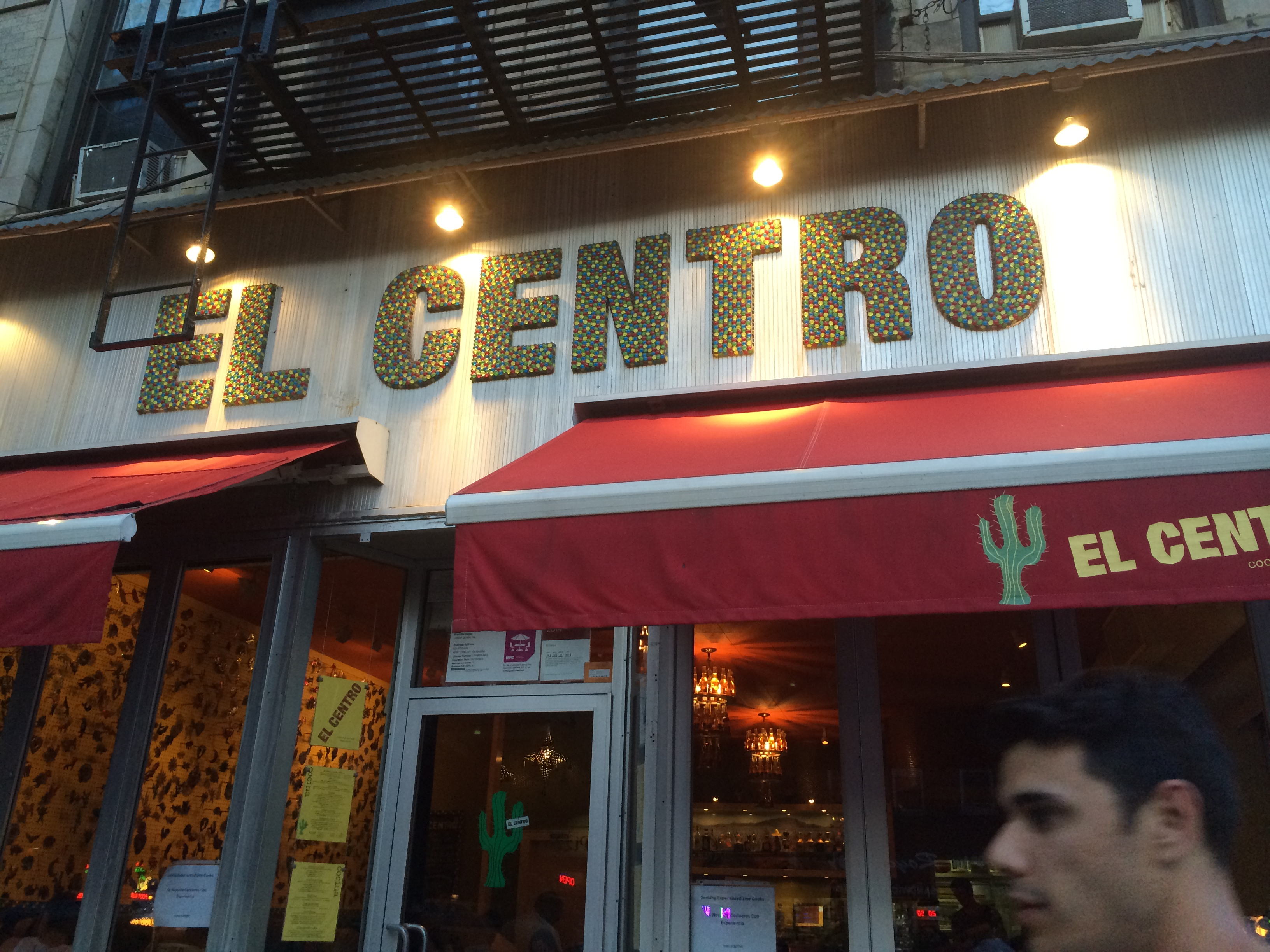 Last El Centro Din…for Now June 18, 2014 6087