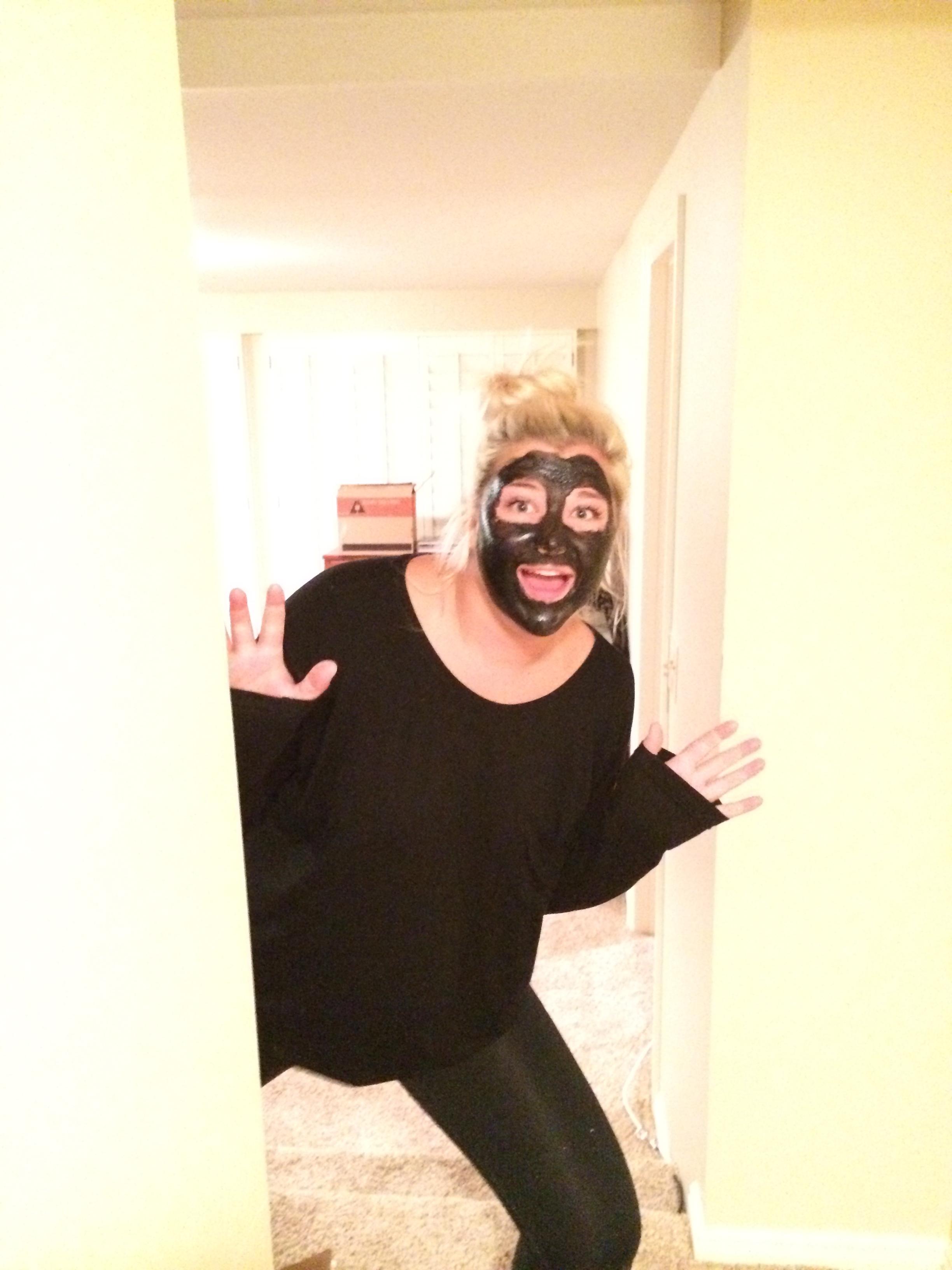 Boscia face mask July 21, 2014 873