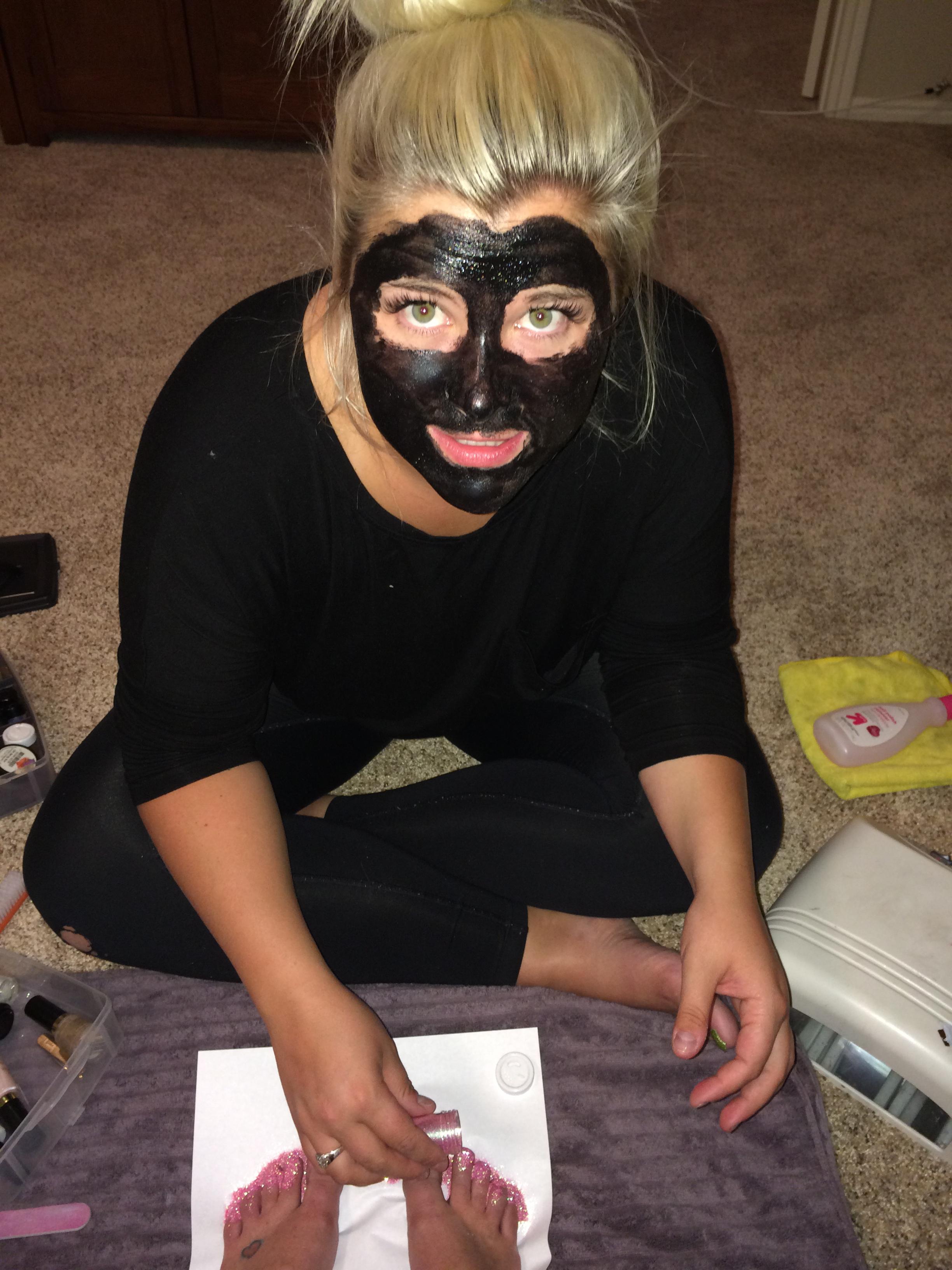 Boscia face mask July 21, 2014 876