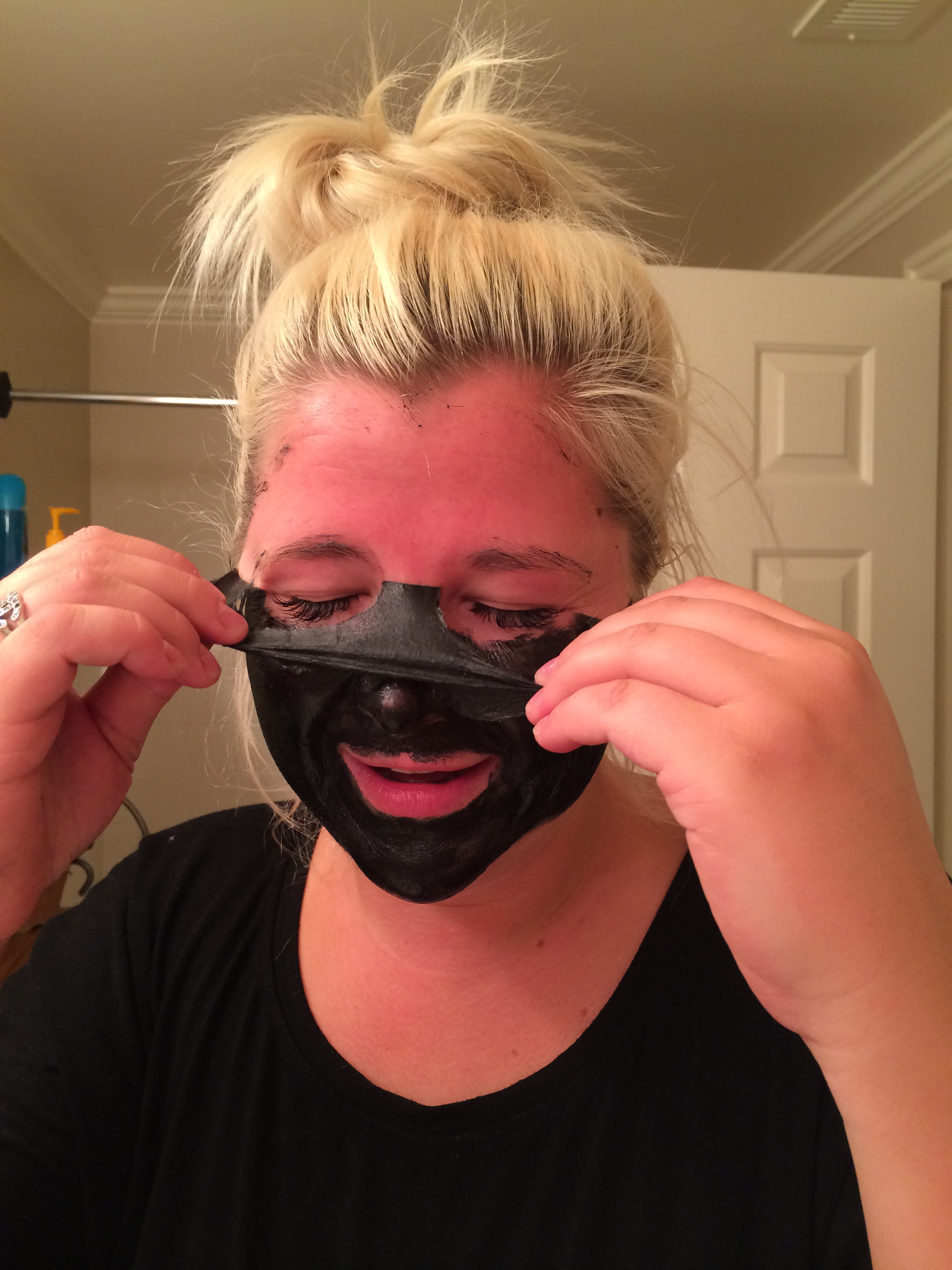 Boscia face mask July 21, 2014 913