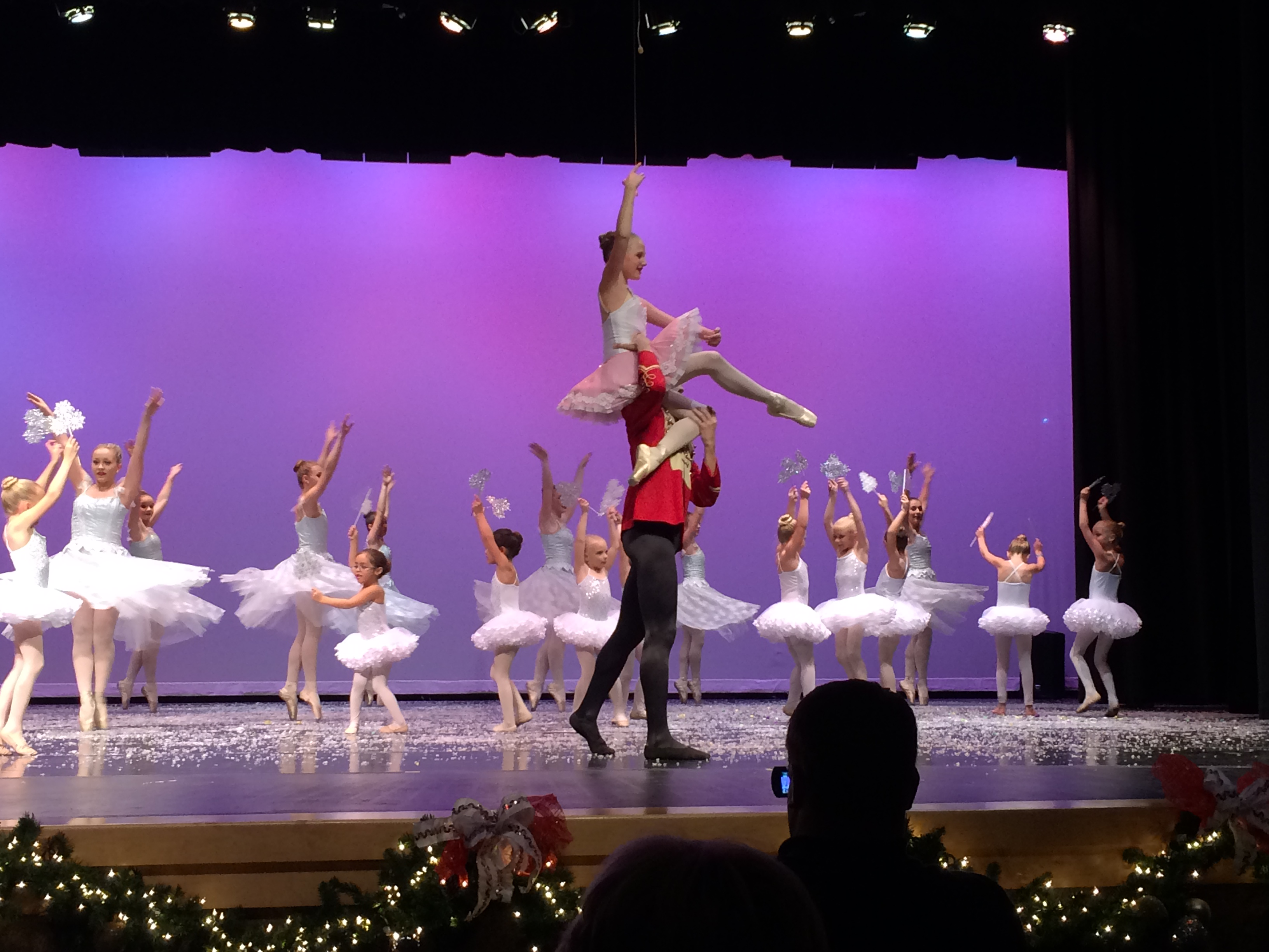 The Nutcracker, staring my niece Dec. 6, 2014 273