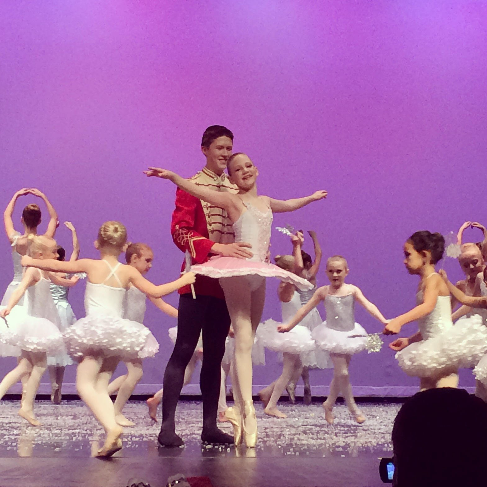 The Nutcracker, staring my niece Dec. 6, 2014 280