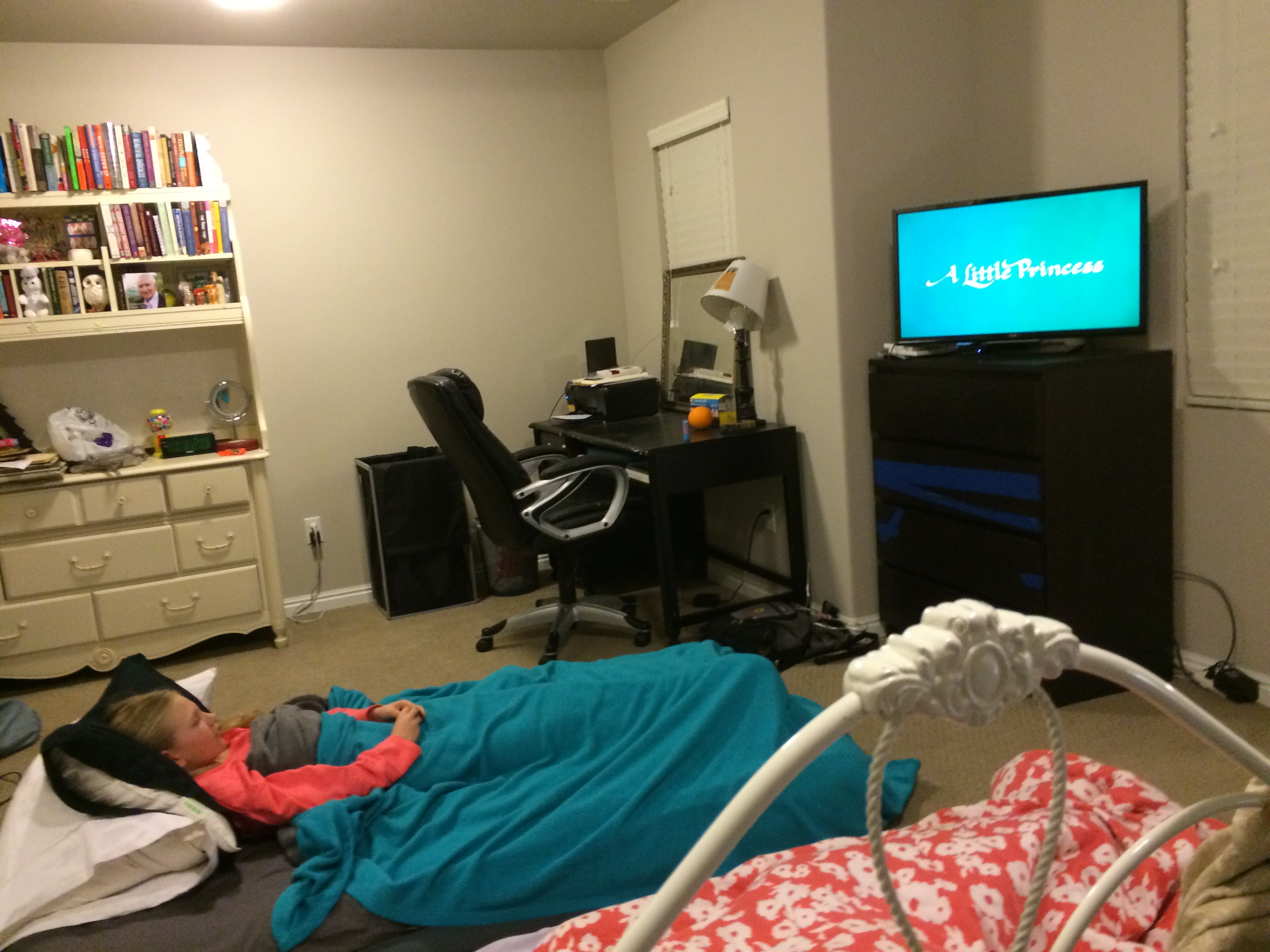 Sleepover with Em & Noelle - Jan 1, 2015 411