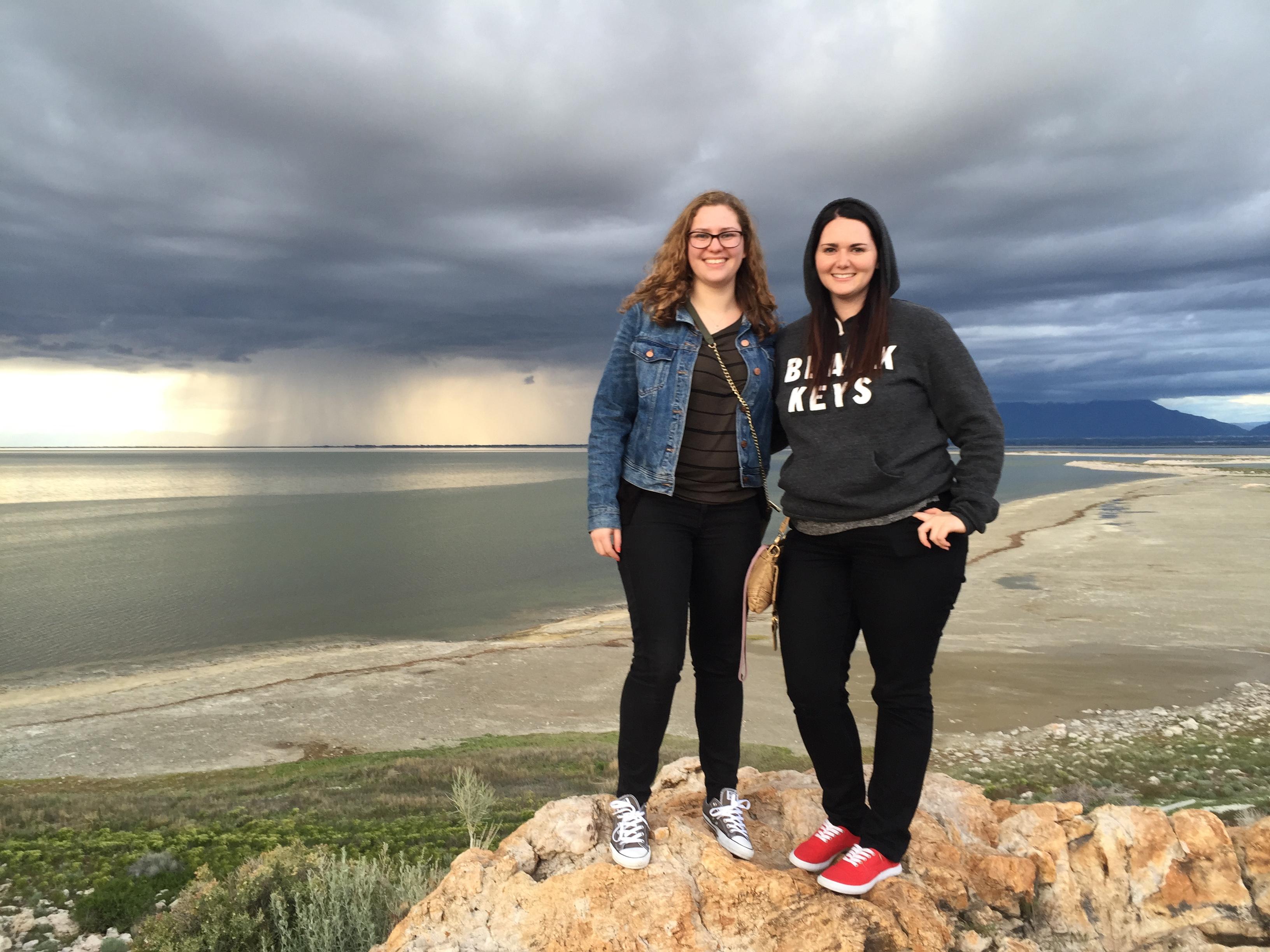 Masha and Molly take Salt Lake May 24, 2015 956