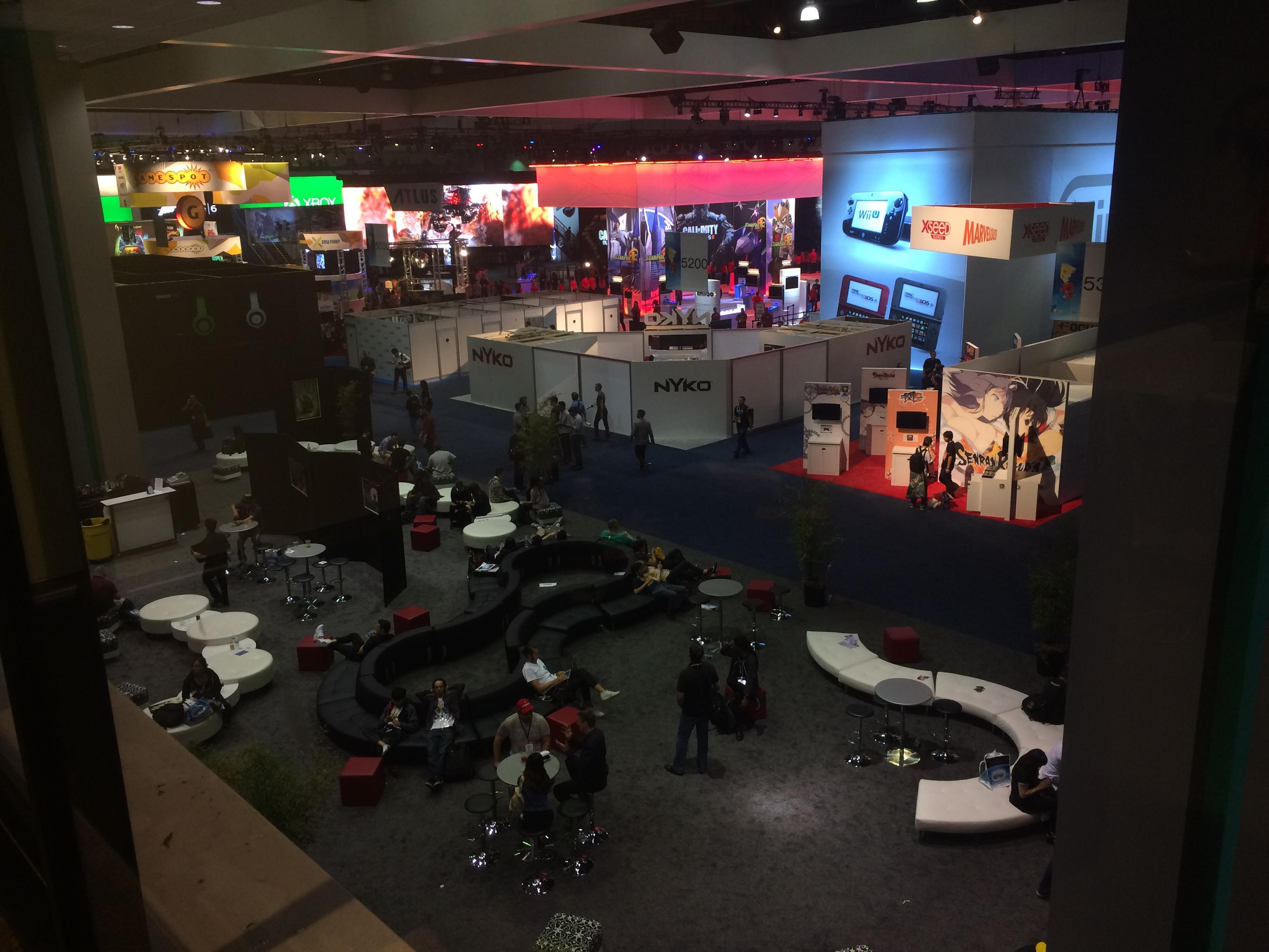 E3 DAY 2 June 17, 2015 854