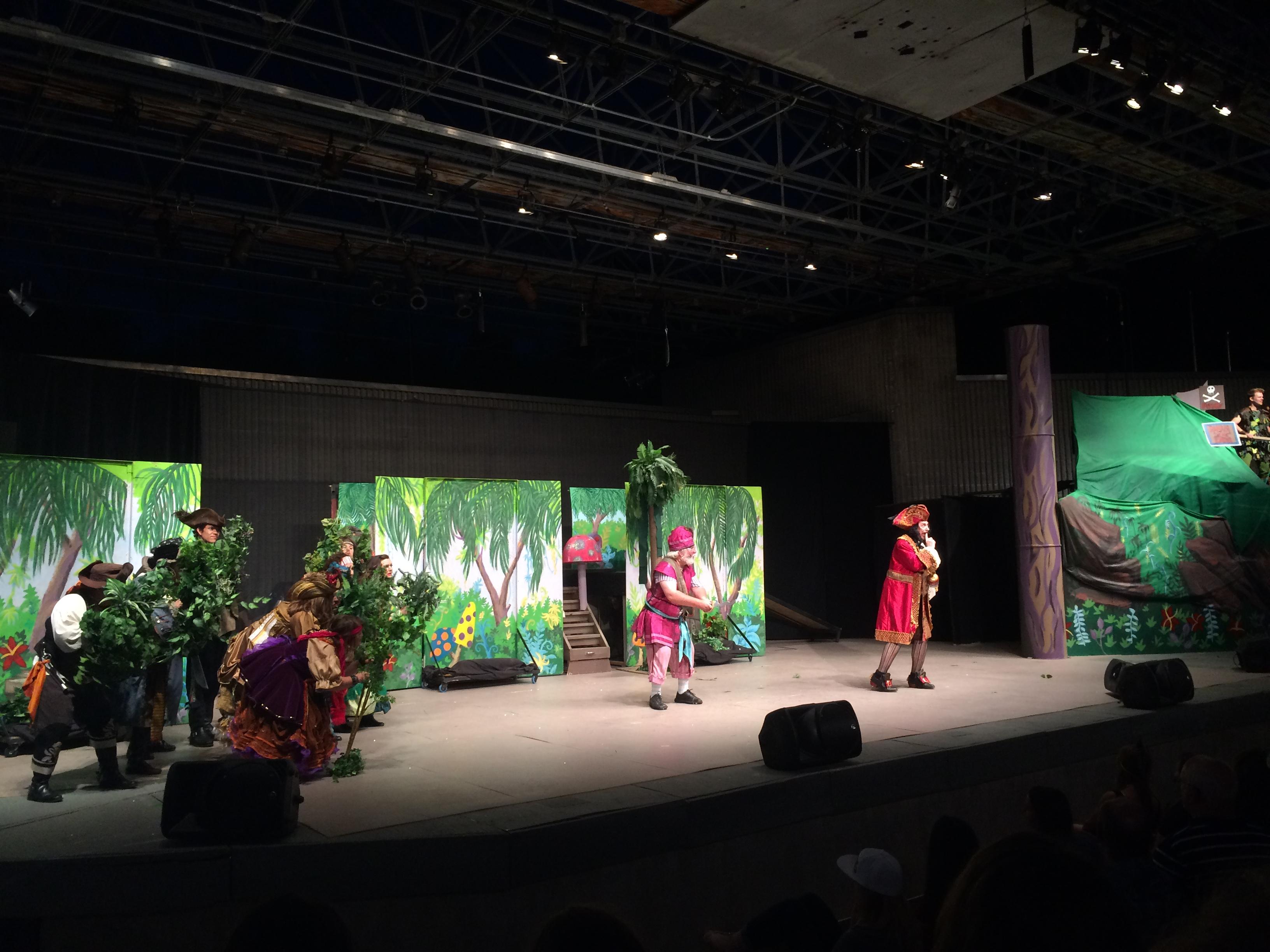 Peter Pan June 25, 2015