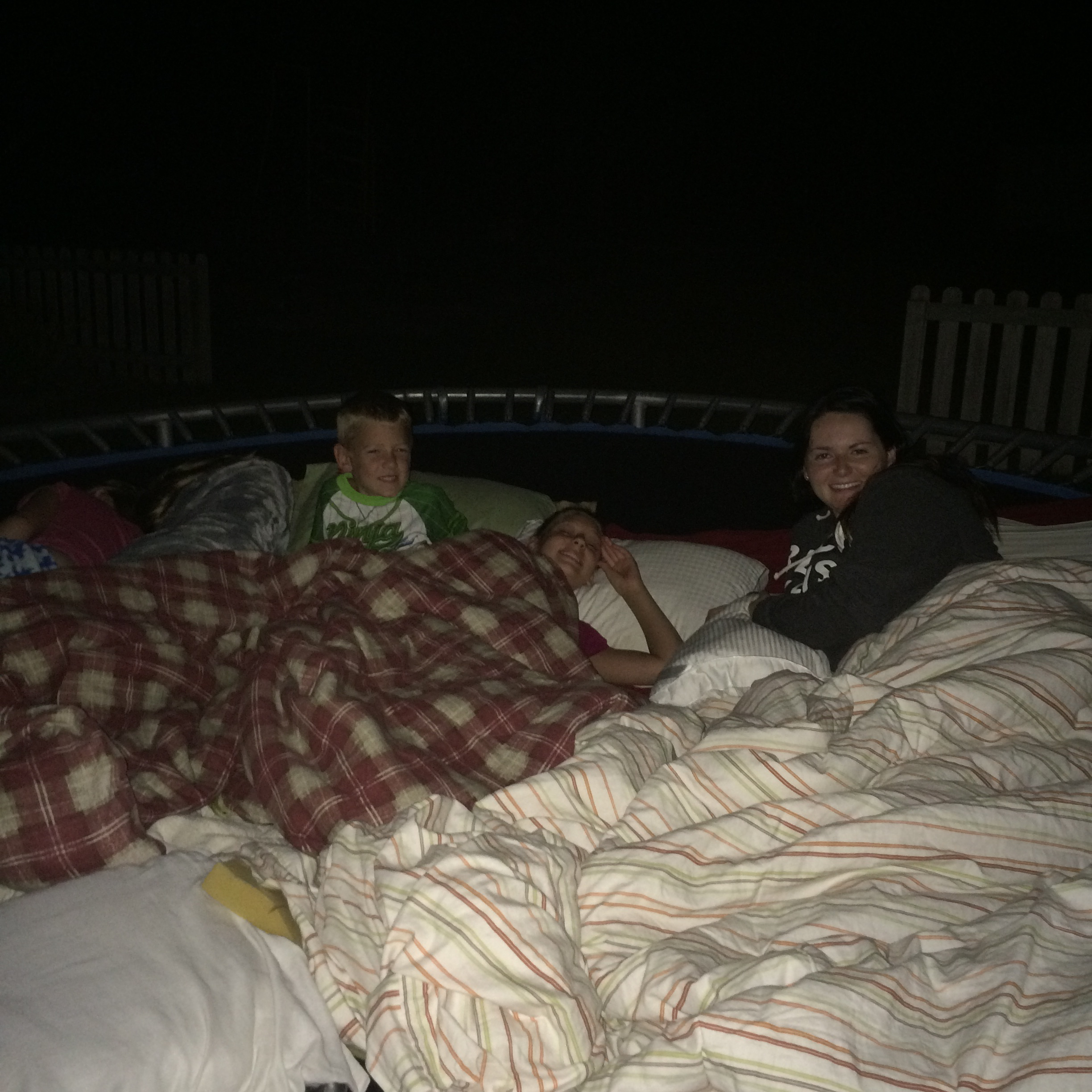 Tramp sleepover with these tramps, July 3, 2015 104