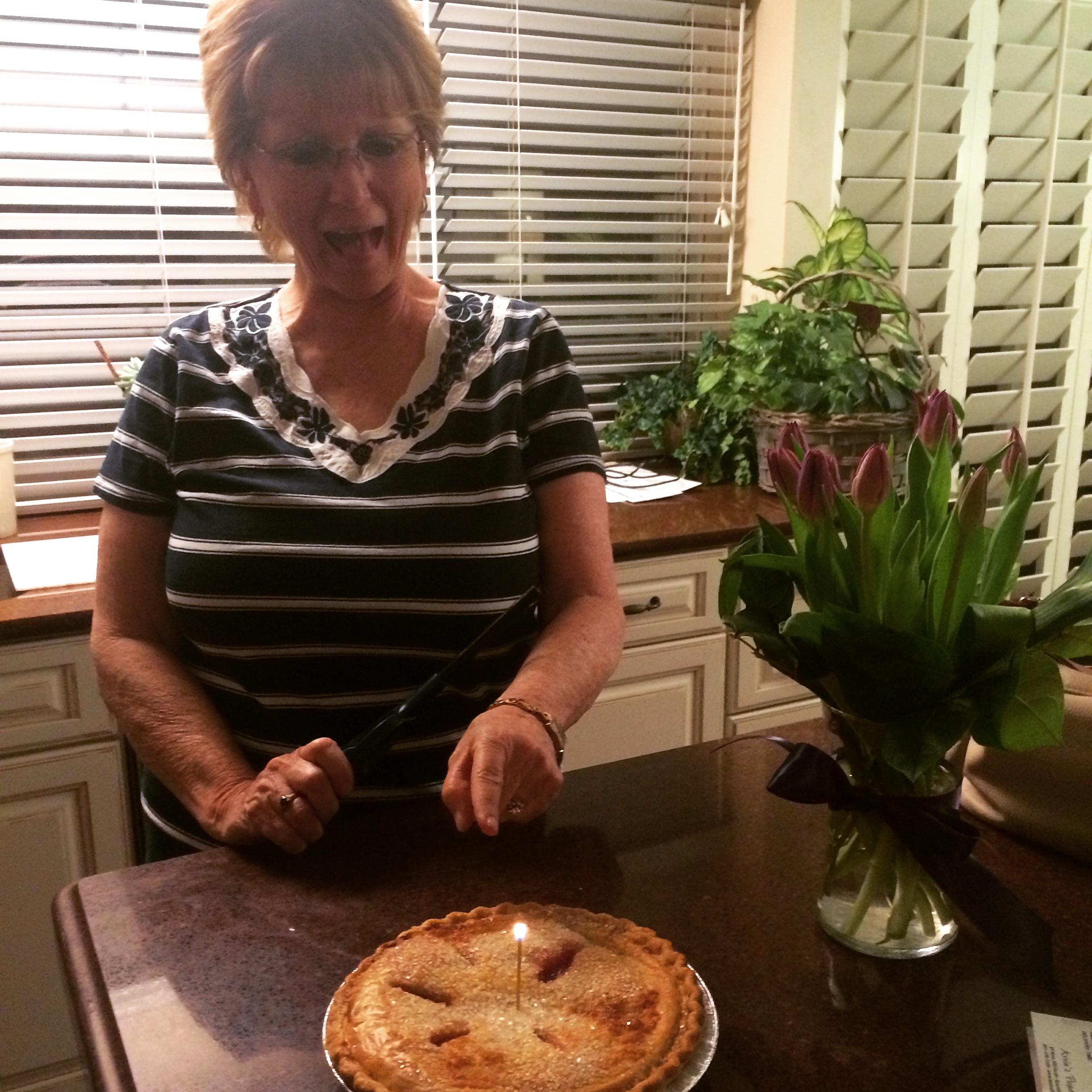 Happy birthday, my beautiful mom. August 4, 2015264