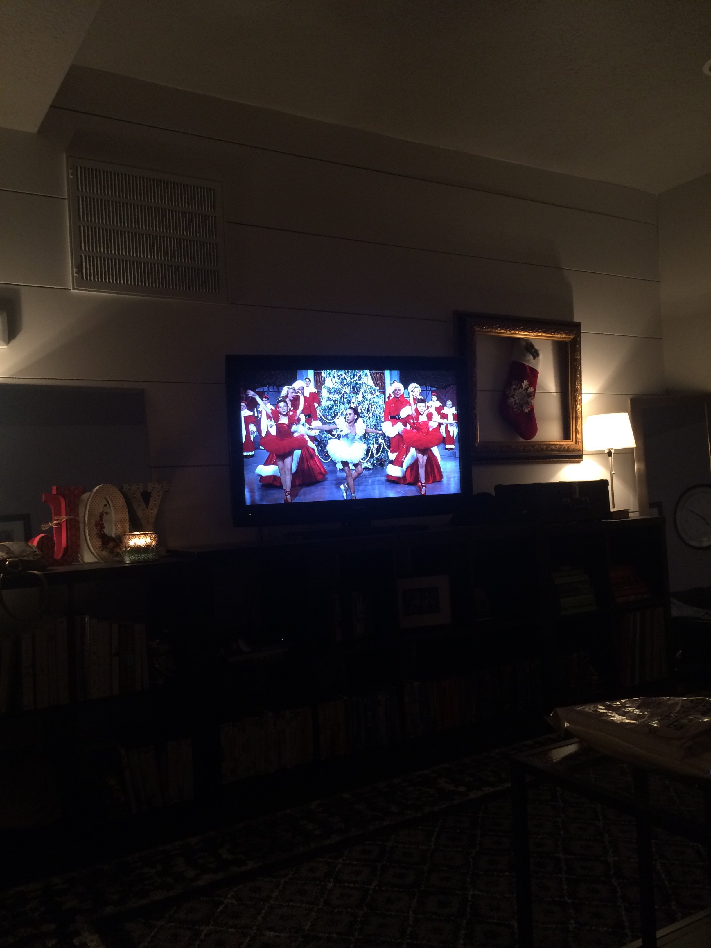 Christmas Eve Eve. December 23, 2015 46