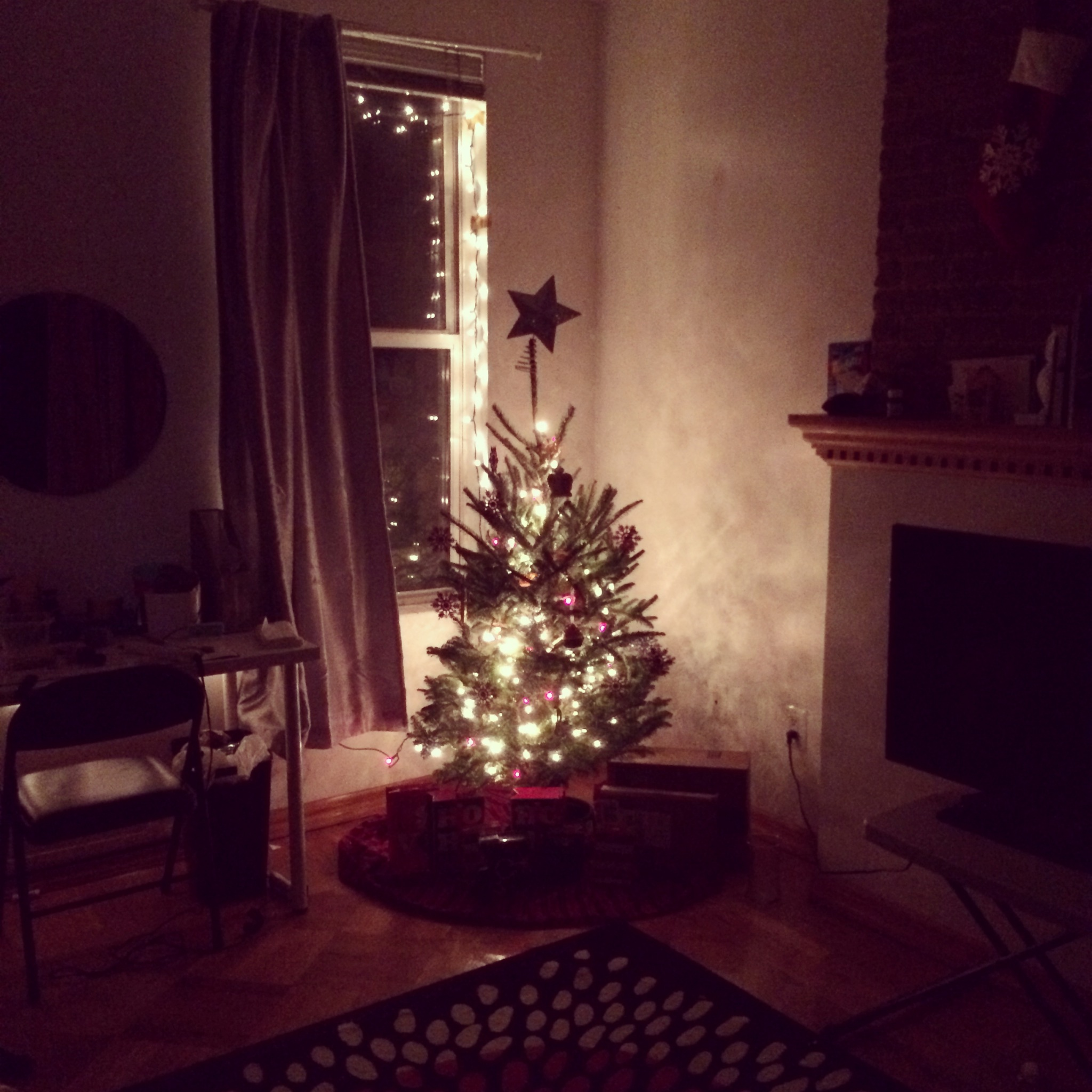 Oh Christmas Tree, Oh Christmas Tree - from the past. 1052
