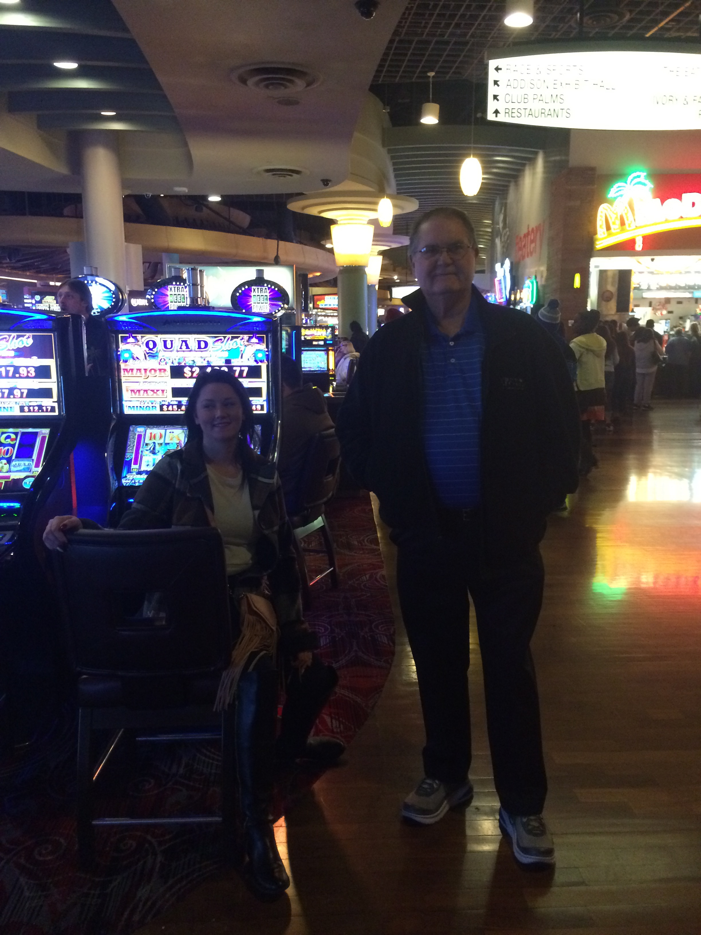 Vegas Vacation with the Johnsons! Dec. 22, 2015 202