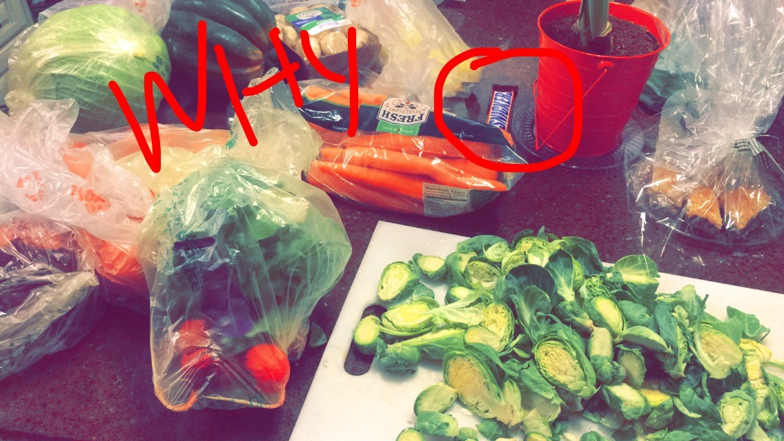 Whole30 prep. Jan 4, 2016 86