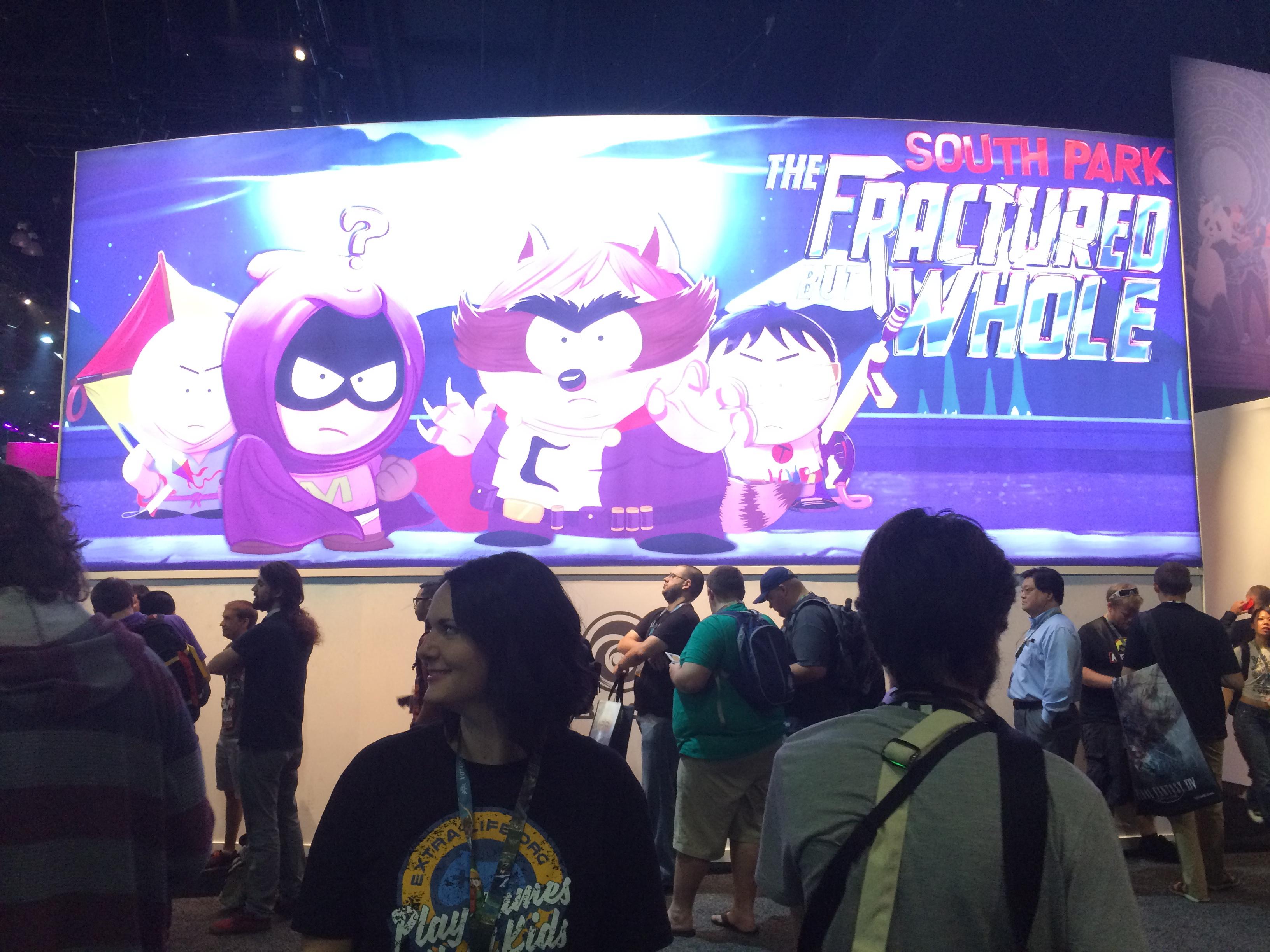 E3 2016. June 14-17, 2016 400